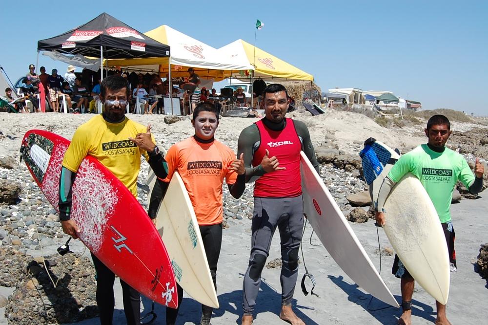 Surfing Baja : Punta Abreojos (2/5)