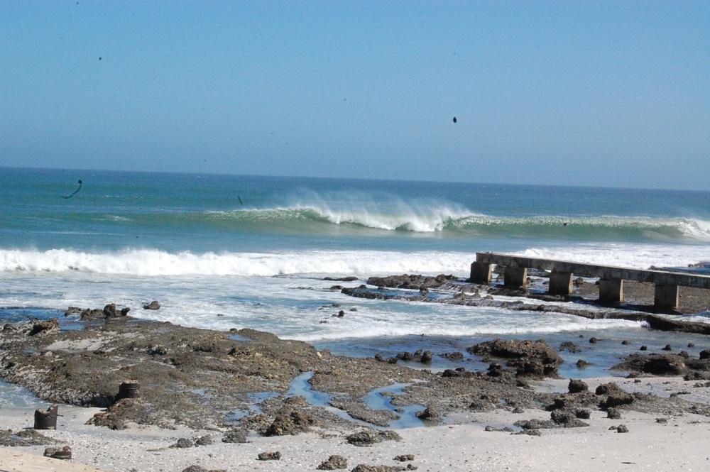 Surfing Baja : Punta Abreojos (1/5)