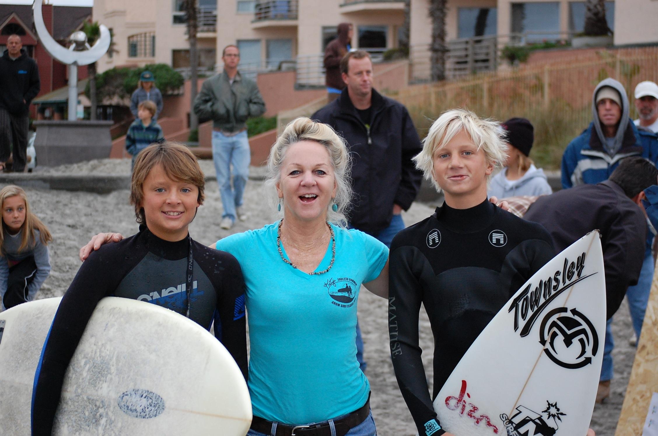Surfing At Its Best Katys Endless Summer Surf Contest Sergededina