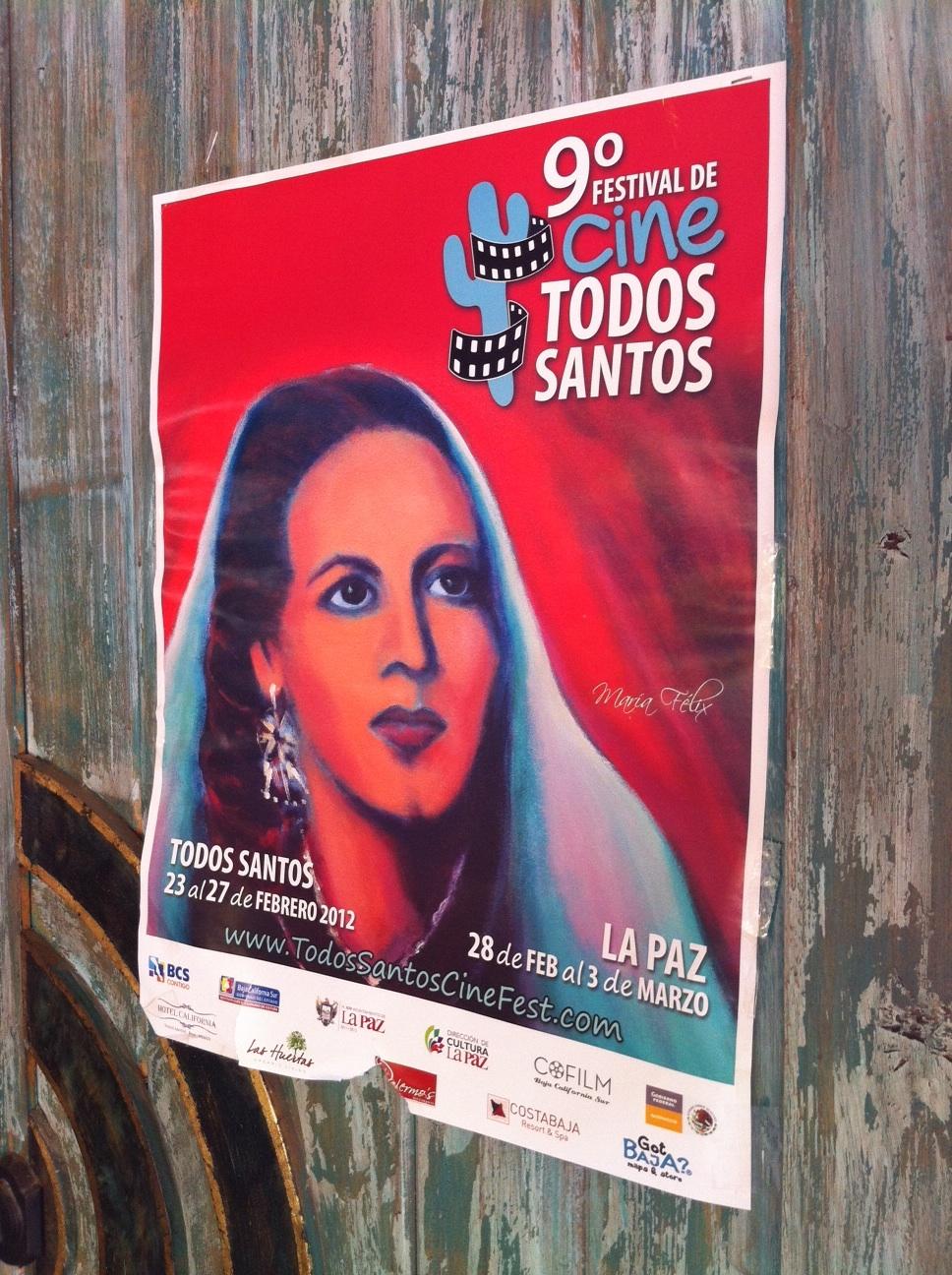 todos film festival poster