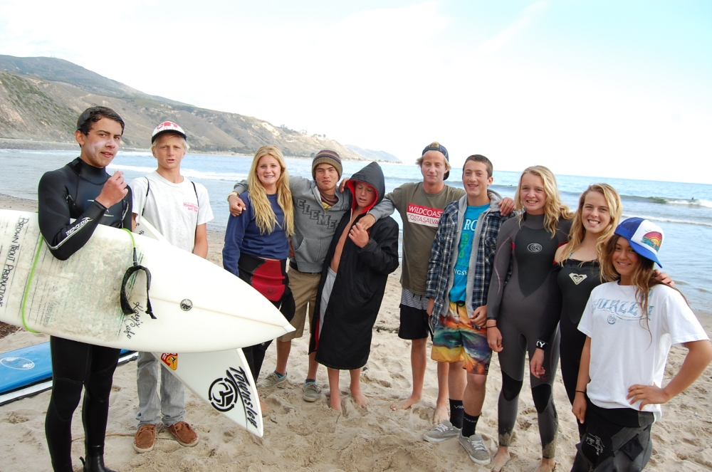 Raising Groms: A Guide to the Care and Feeding of Kid Surfers (4/6)