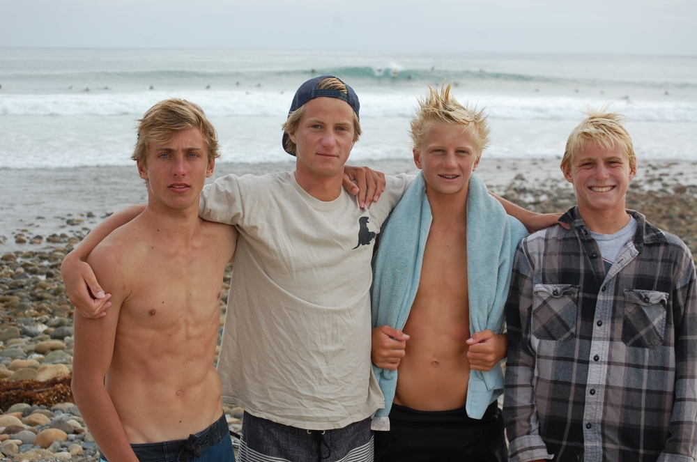 Raising Groms: A Guide to the Care and Feeding of Kid Surfers (2/6)