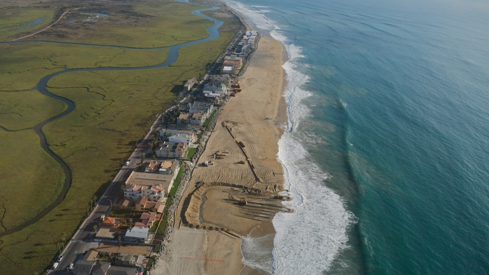 Hurricane Sandy, Climate Change and Sand Replenishment (4/5)