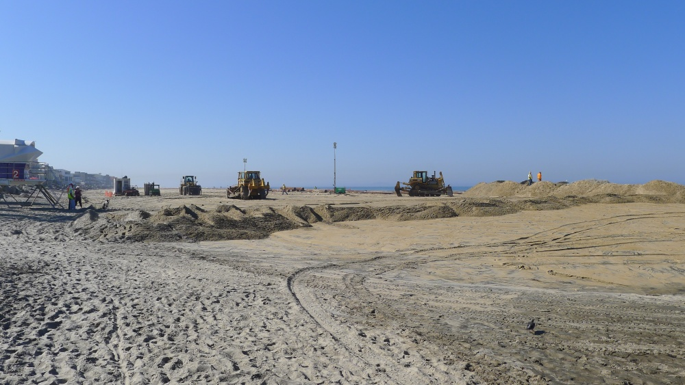 Hurricane Sandy, Climate Change and Sand Replenishment (5/5)