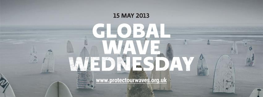 Global Wave Wednesday-Save Waves Today! (1/3)