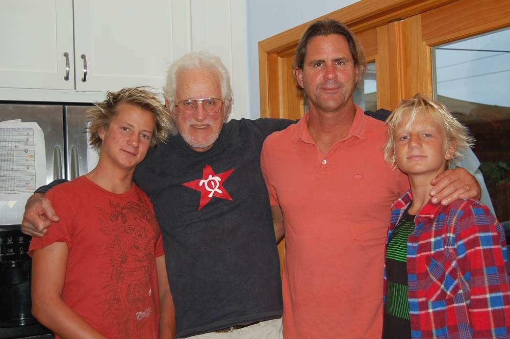 Surf Dad: My Father's Journey from Paris to the U.S. Mexico Border (6/6)