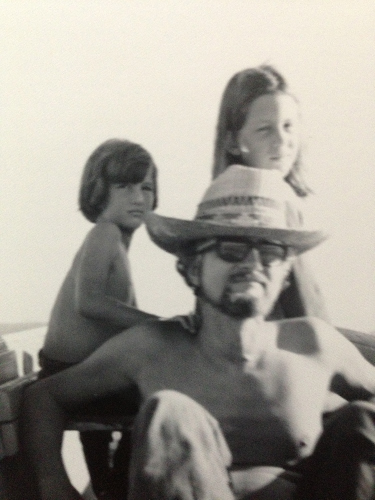 Surf Dad: My Father's Journey from Paris to the U.S. Mexico Border (1/6)