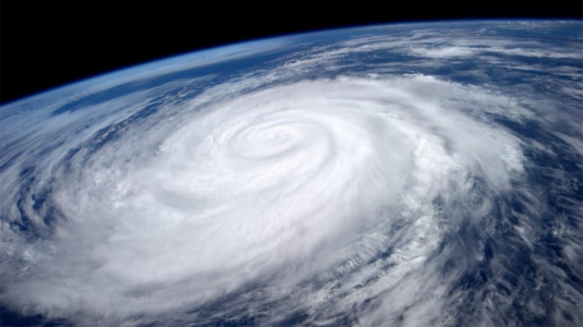 Hurricane Marie--a monster storm.
